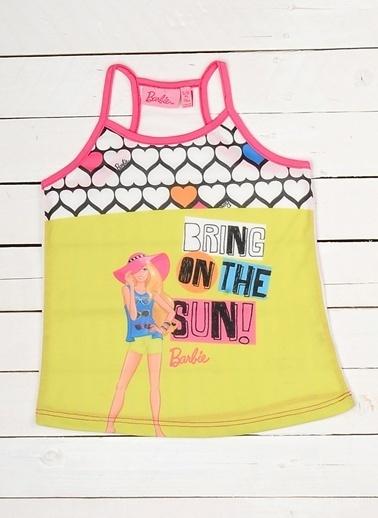 Barbie Tişört Renkli